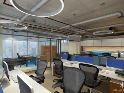 (2) Office Interior Design Companies Dubai – Office Space Al Mal – From CeciliaClasonInteriors.com
