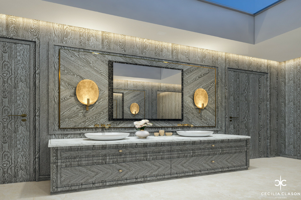 (8) Palace Designers Residential Dubai - Her Bathroom Horizontal Al Khobar - From CeciliaClasonInteriors.com