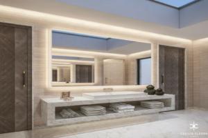 (9) Top Palace Interior Designers Dubai - His Bathroom ...