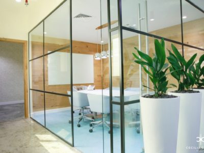 (2) Office Interior Design Companies Dubai – Veecham Office Space – From CeciliaClasonInteriors.com