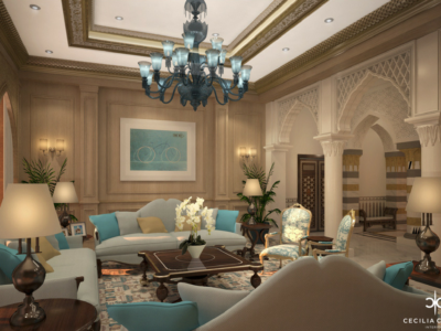 (2) Residential Interior Design Firms Dubai – Emirates Hills – From CeciliaClasonInteriors.com