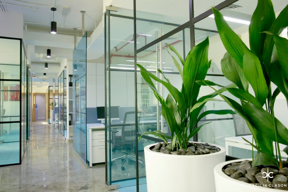 (3) Interior Designer For Office Dubai - Veecham Offices - From CeciliaClasonInteriors.com