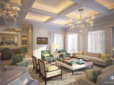 (4) Residential Interior Design Firms Dubai – Formal Majlis Emirates Hills – From CeciliaClasonInteriors.com