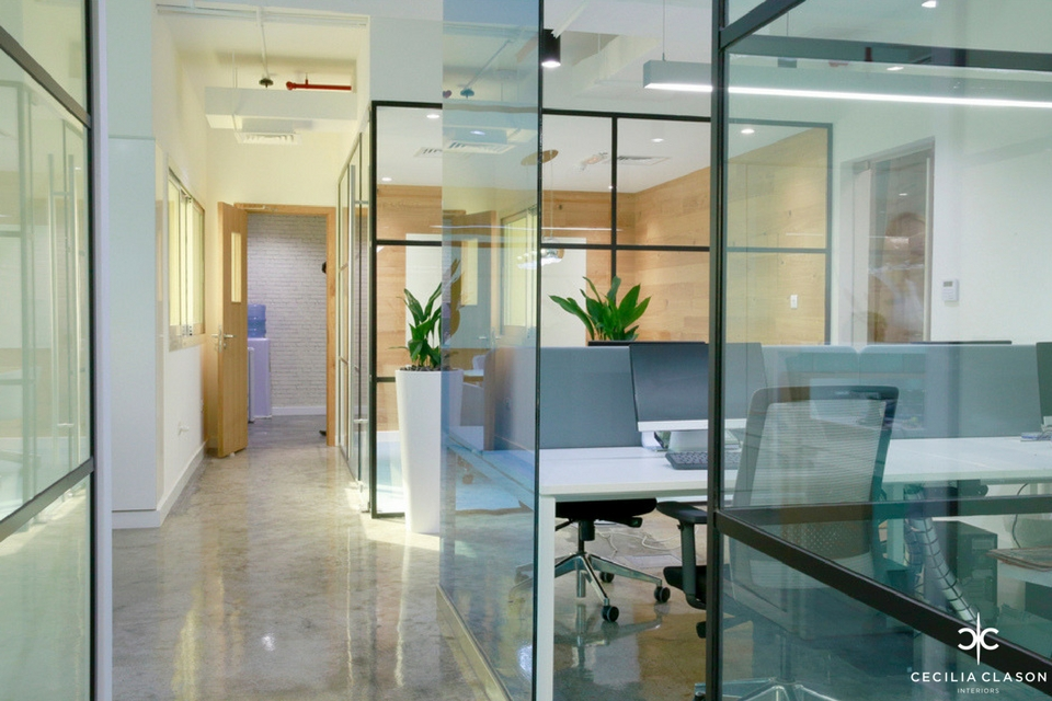 (5) Interior Design Office Dubai - Veecham Offices - From CeciliaClasonInteriors.com