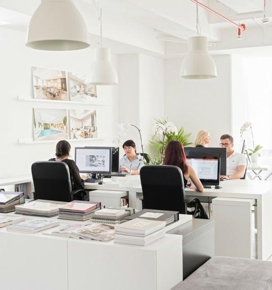 Photo of Cecilia Clason Interior Designers at work in Dubai