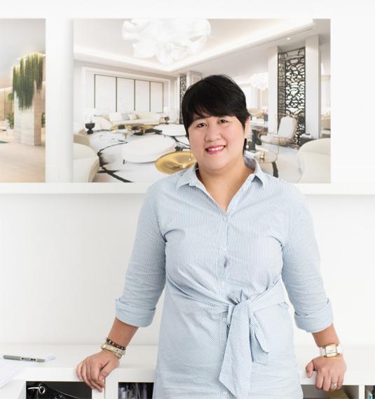 Photo of Interior Designer, Marjorie from Cecilia Clason Interiors