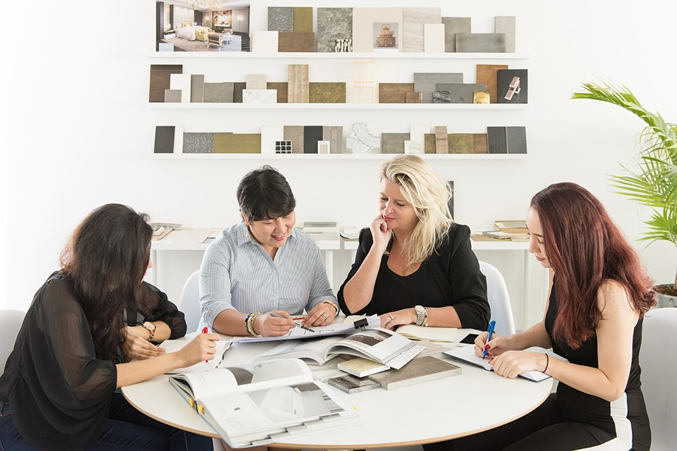 Interior Designer Team Dubai - CeciliaClasonInteriors.com