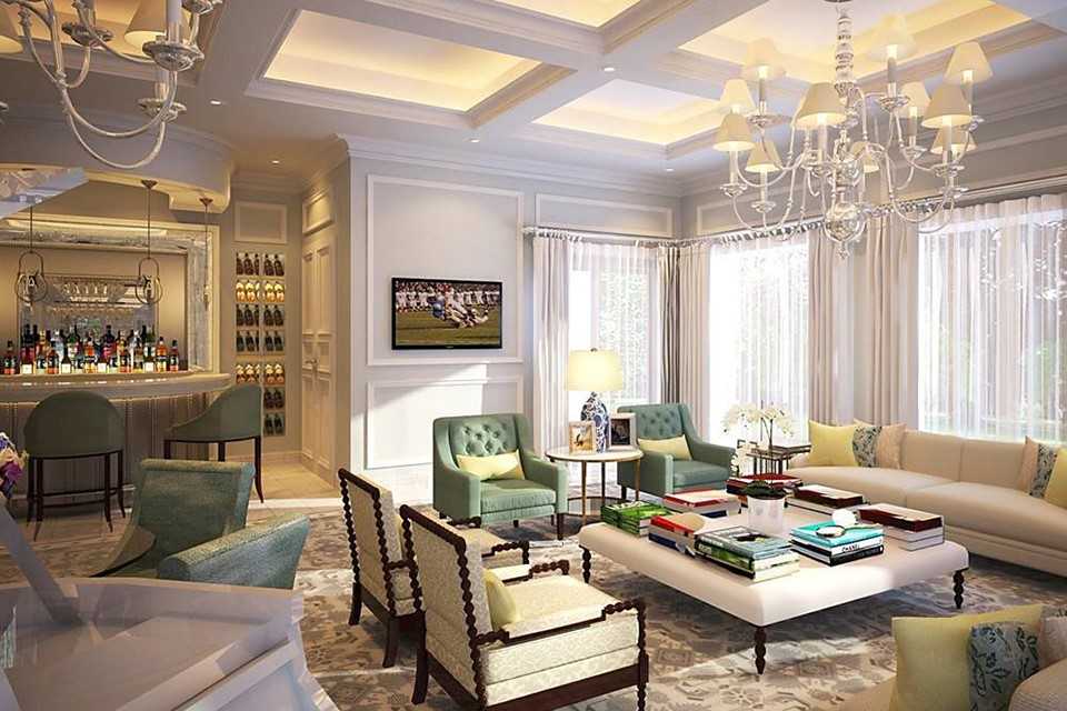 Living Room Design Dubai - CeciliaClasonInteriors.com