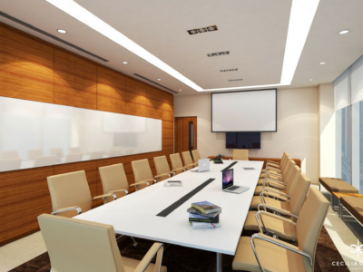 (3) Office Designers Dubai – Board Room Al Mal – From CeciliaClasonInteriors.com