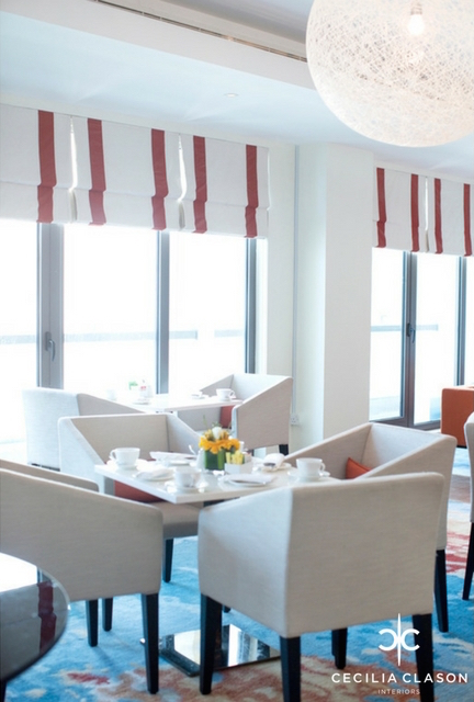 (5) Hotel Interior Designers Dubai - Ocean View Hotel Coral Executive Lounge - From CeciliaClasonInteriors.com