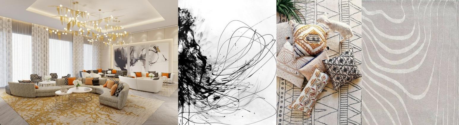 Living Room Design Dubai From CeciliaClasonInteriors.com