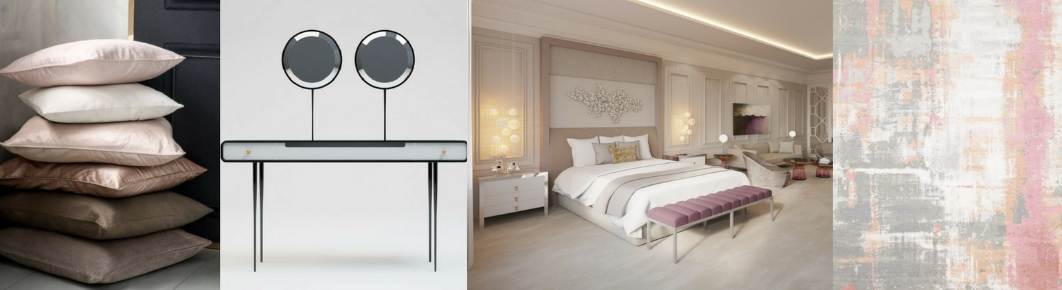 Bedroom Interior Designer Dubai From CeciliaClasonInteriors.com