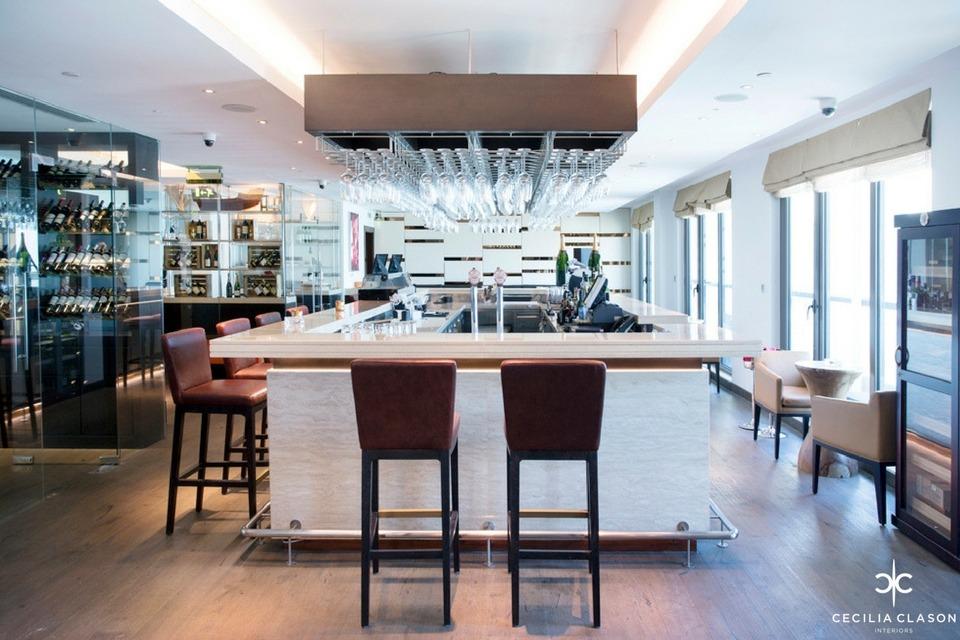 Hospitality Designers Dubai From CeciliaClasonInteriors.com