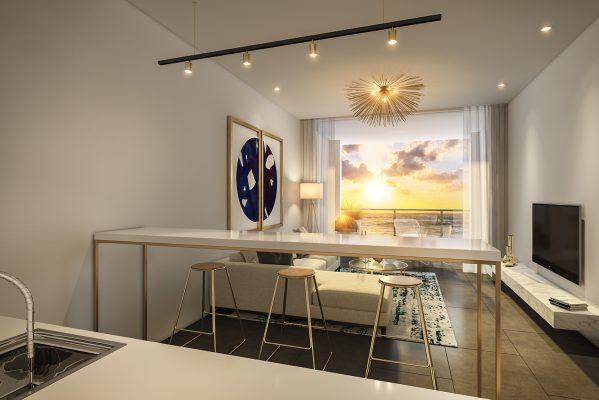 Studio Apartment Interior Design in Dubai