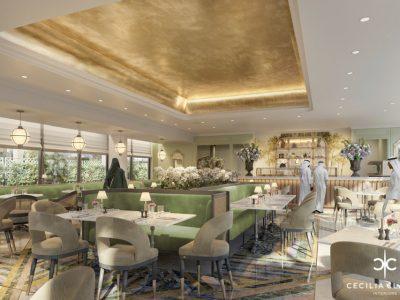 Restaurant Interior Designers Dubai – Gudee Restaurant 1 – CeciliaClasonInteriors.com