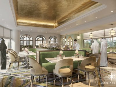 Restaurant Interior Designers Dubai – Gudee Restaurant 2 – CeciliaClasonInteriors.com