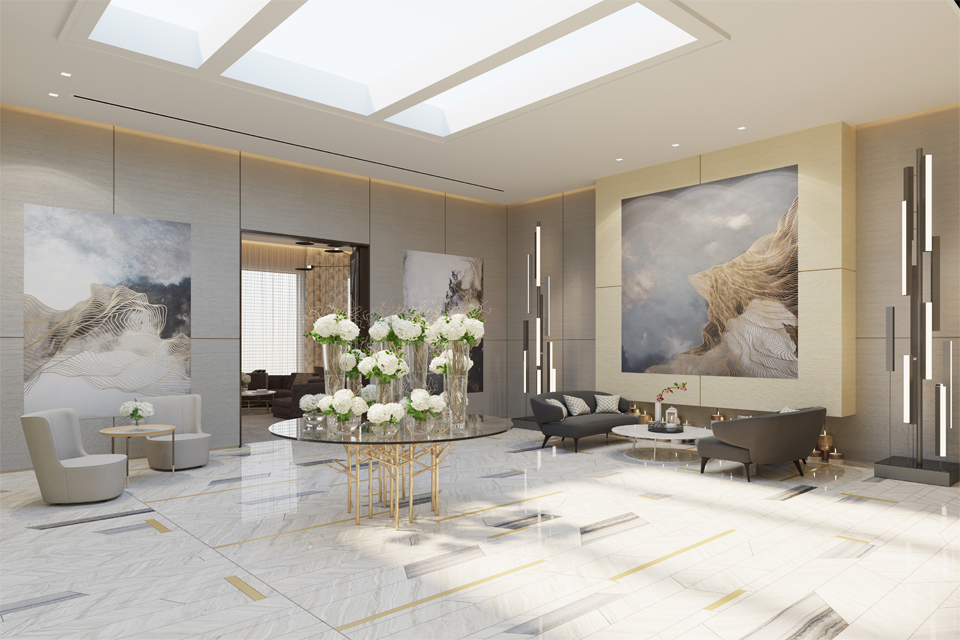 Family Entrance Lounge Interior Design Abs Palace